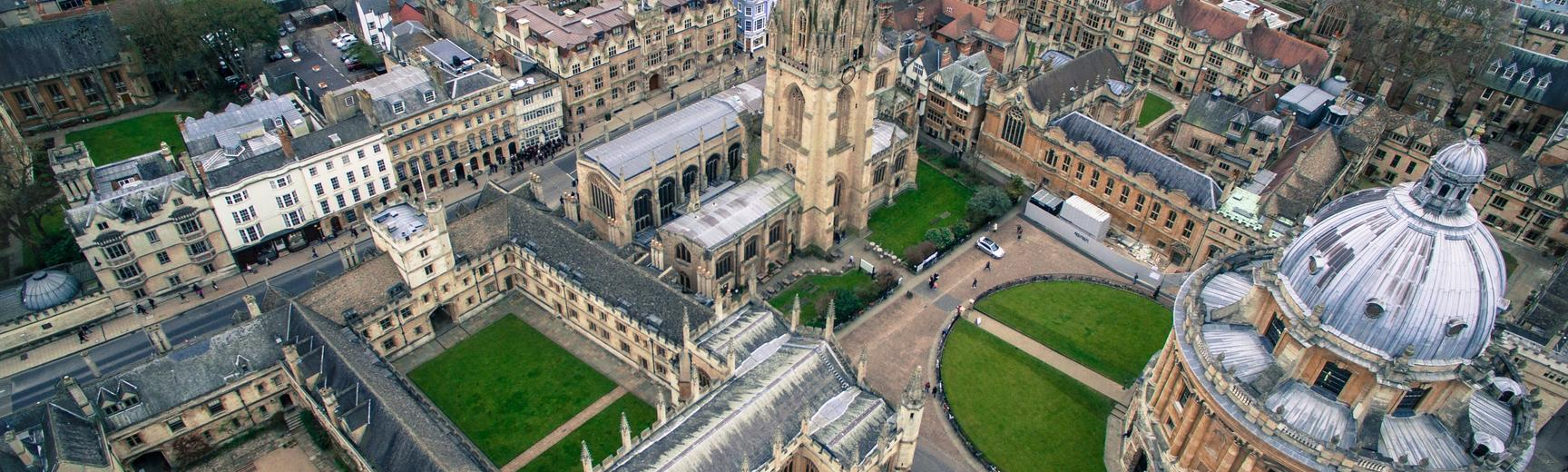 Aerial Oxford